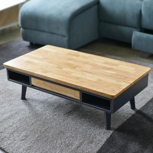 니모 원목 소파테이블