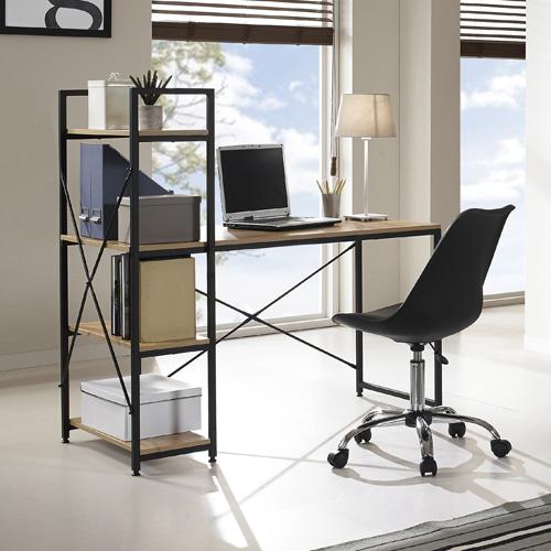 이콘 H형 책상(2 색상)